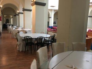 Mensa in Sala Consiliare Sant'Anastasia