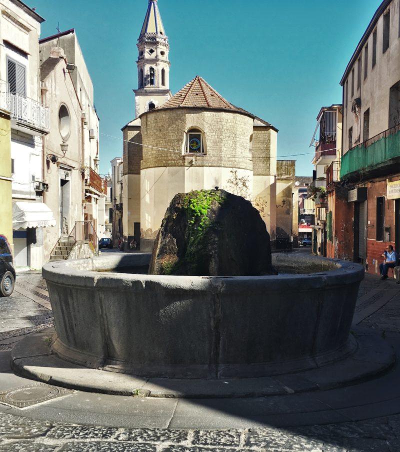Piazza II Ottobre Sant'Anastasia, Napoli