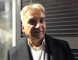 Lello Abete, sindaco di Sant'Anastasia Napoli