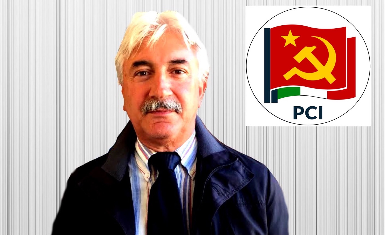 Raffaele Coppola, segretario della sezione A.Gramsci di Salerno del Partito Comunista Italiano