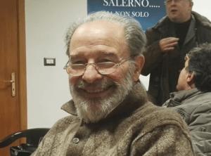 Nicola Paolino, membro del direttivo del Partito Comunista Italiano sezione A.Gramsci di Salerno