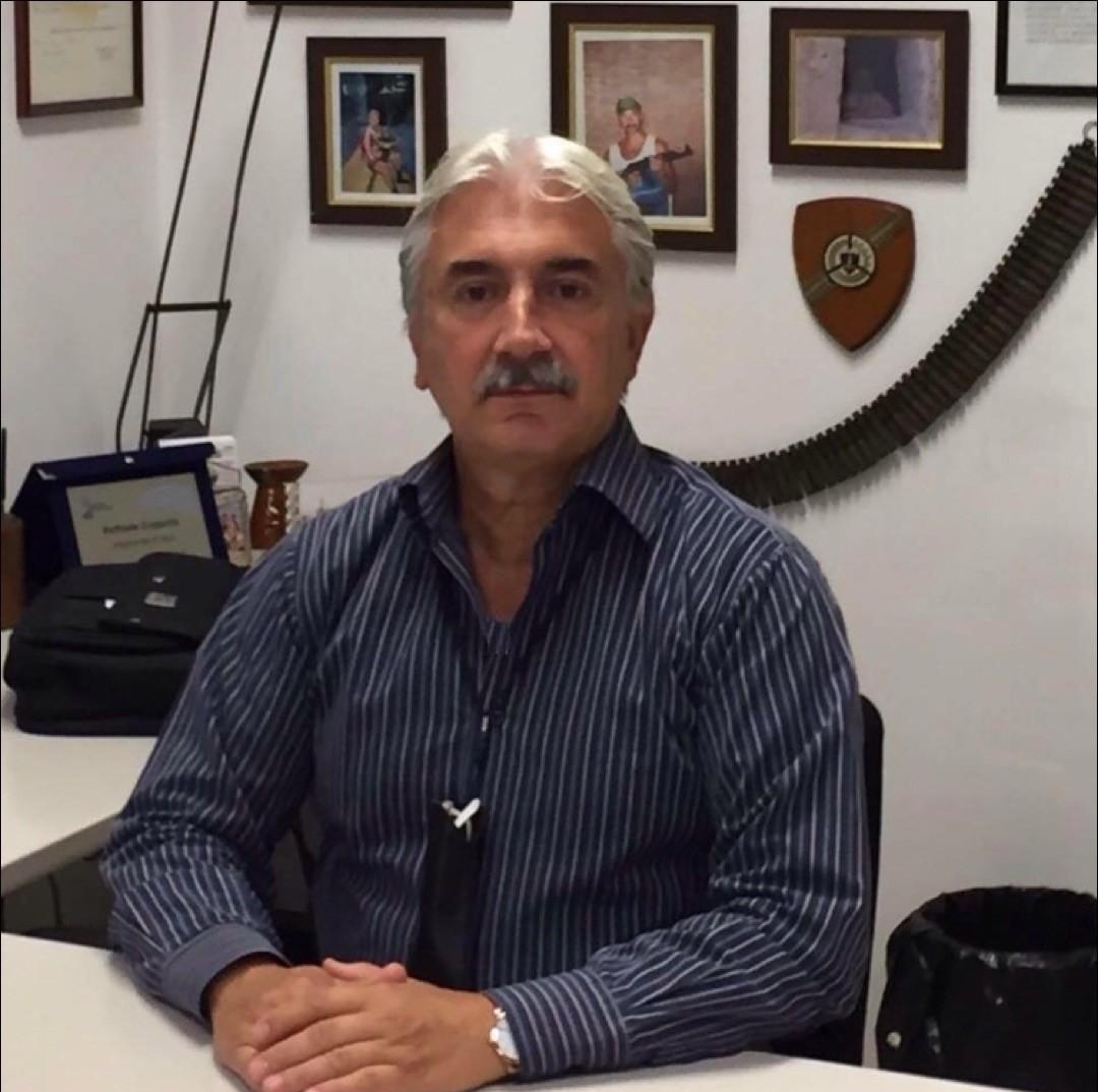 Raffaele Coppola, segretario PCI Salerno