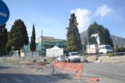 Inizio lavori nuova viabilità Cava de Tirreni