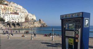Parcometri Amalfi