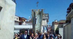 Questua Giglio Passo Veloce - Brusciano 1.5.2017