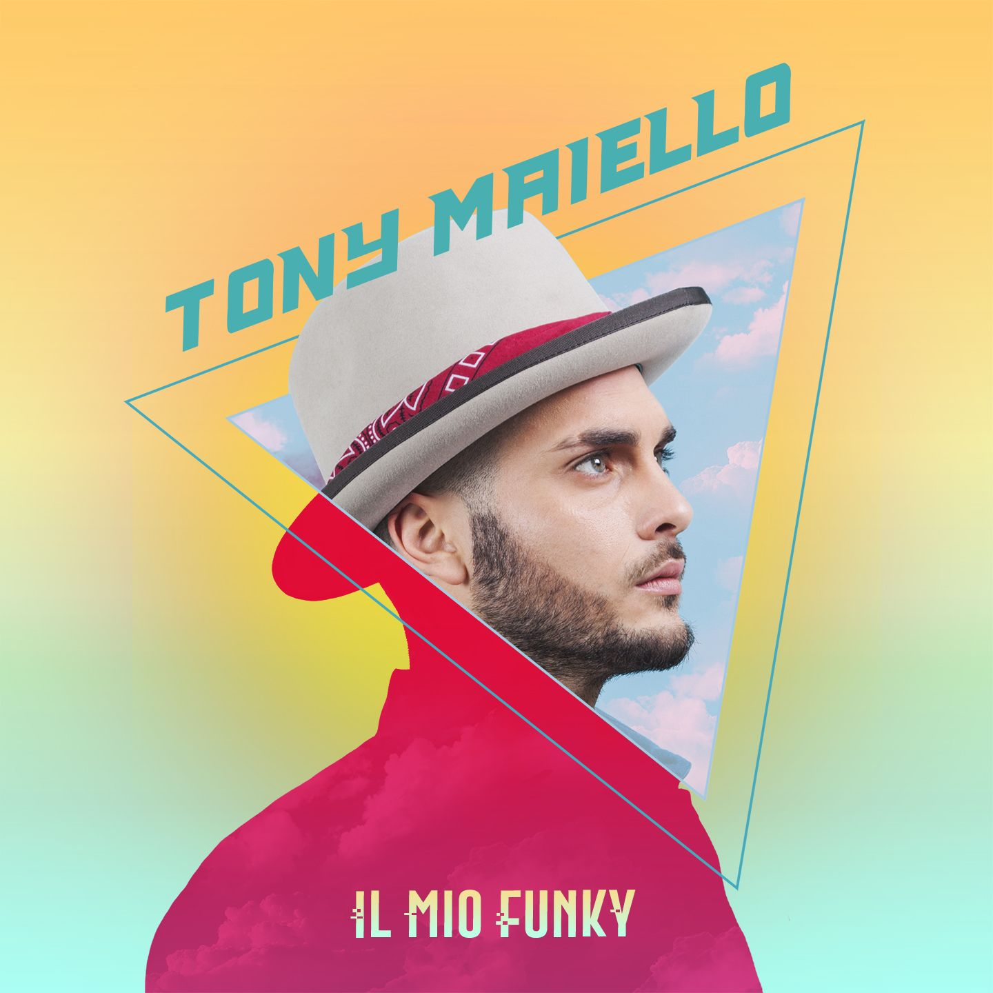 Cover Tony Maiello