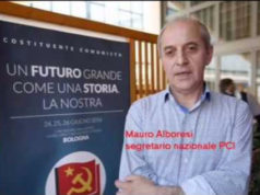 Mauro Alboresi, Segretario Nazionale del PCI