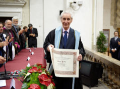 Stefano Rodotà all'Università di Macerata