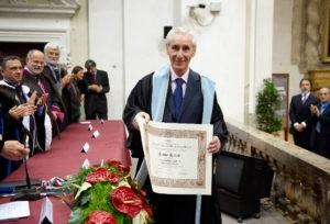 Stefano Rodotà all'Università di Macerata