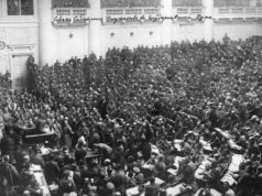 1917 petrogradsoviet assembly