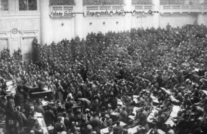 1917 petrogradsoviet assembly