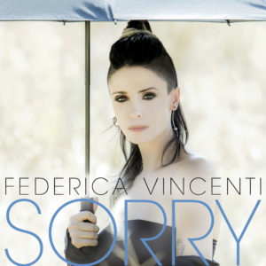 Federica Vincenti Sorry Cover