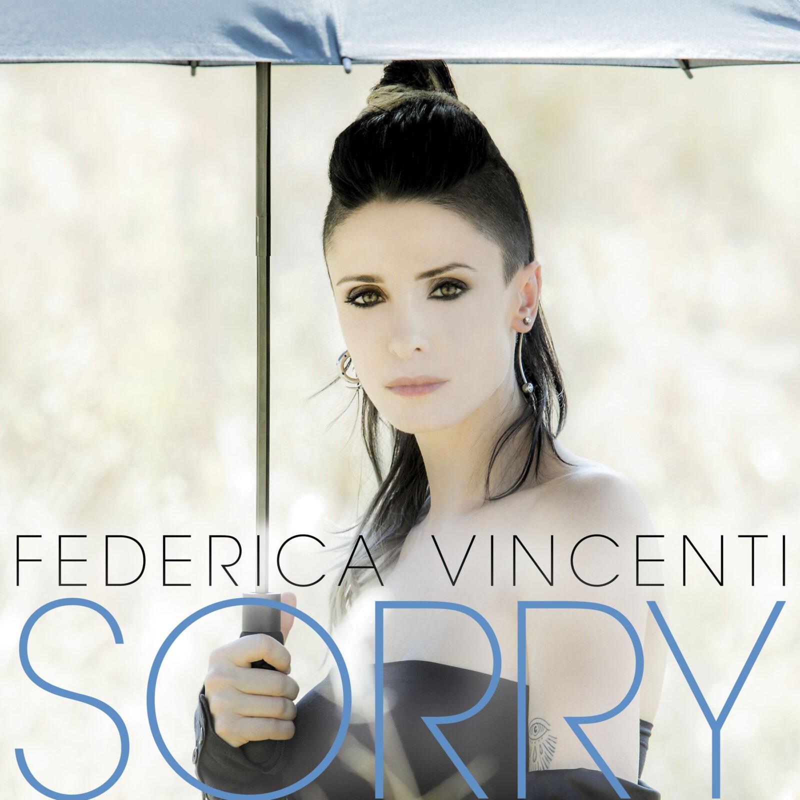 Federica Vincenti Sorry Cover