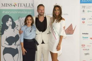 Miss Italia foto conferenza Milano