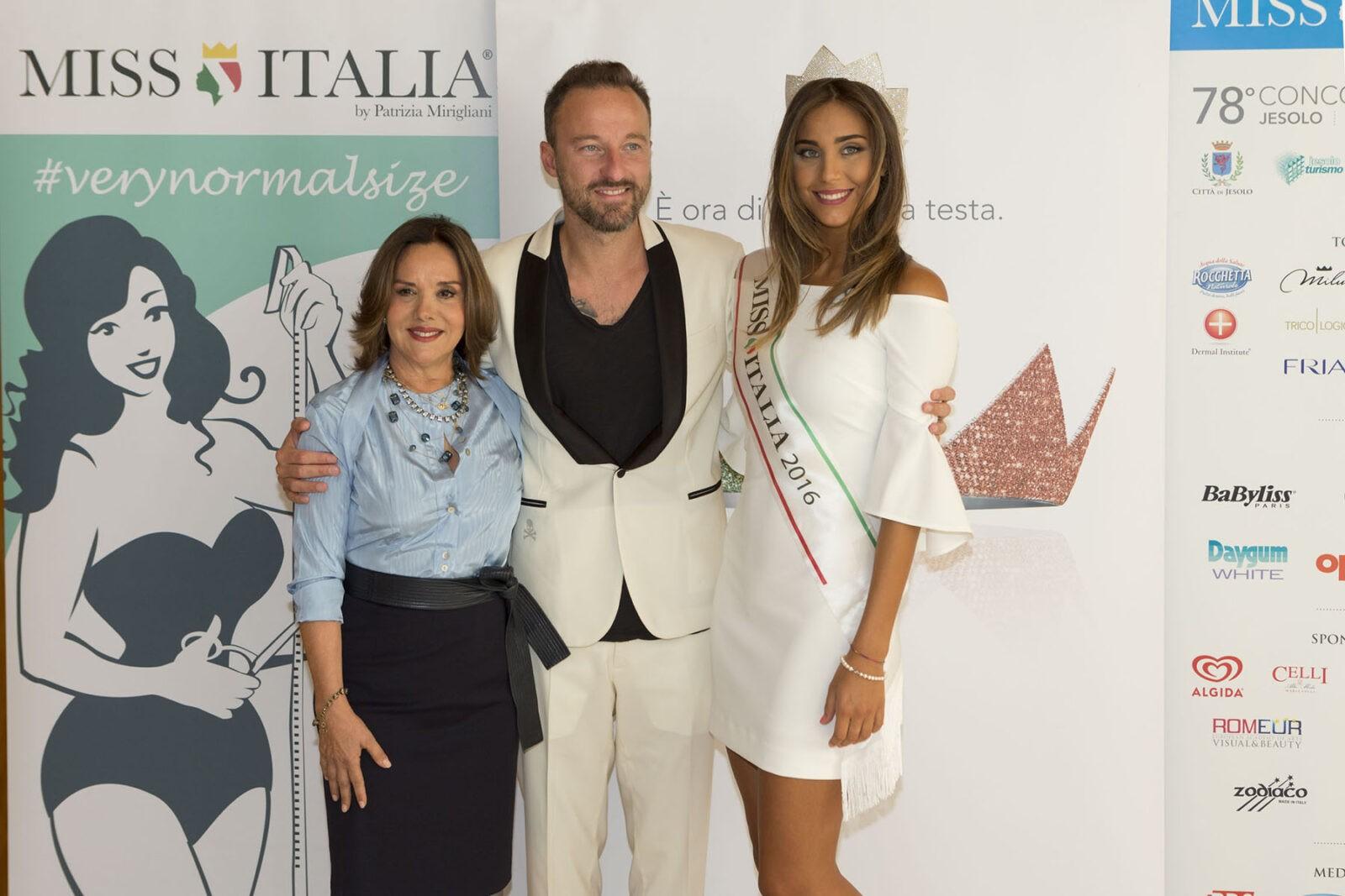 Miss Italia 2017: Federica Calemme, Miss Tricologica Campania 2017 (gallery)
