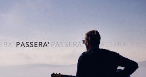 Cover singolo Passerà di Nik Valente