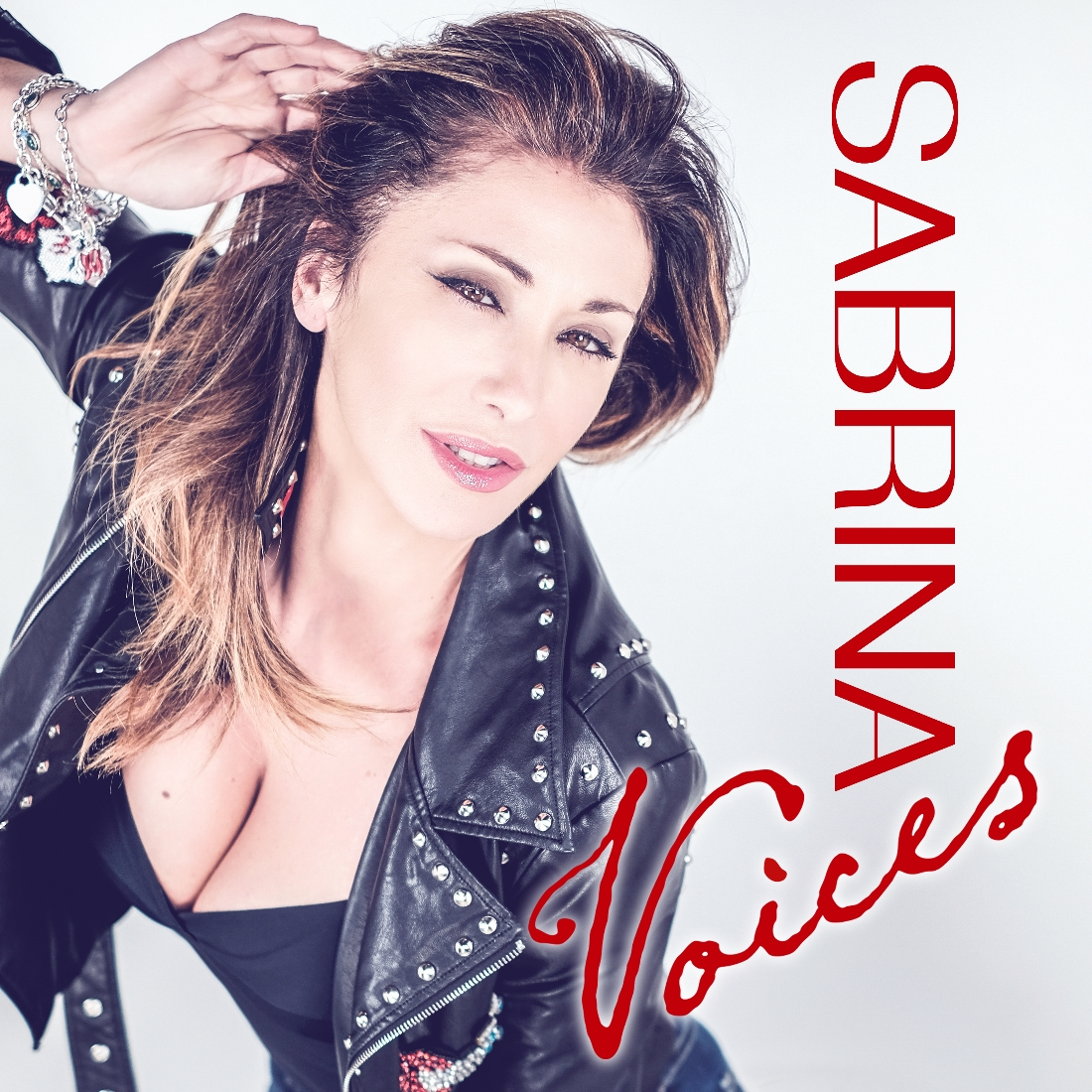 Cover cd single SABRINA