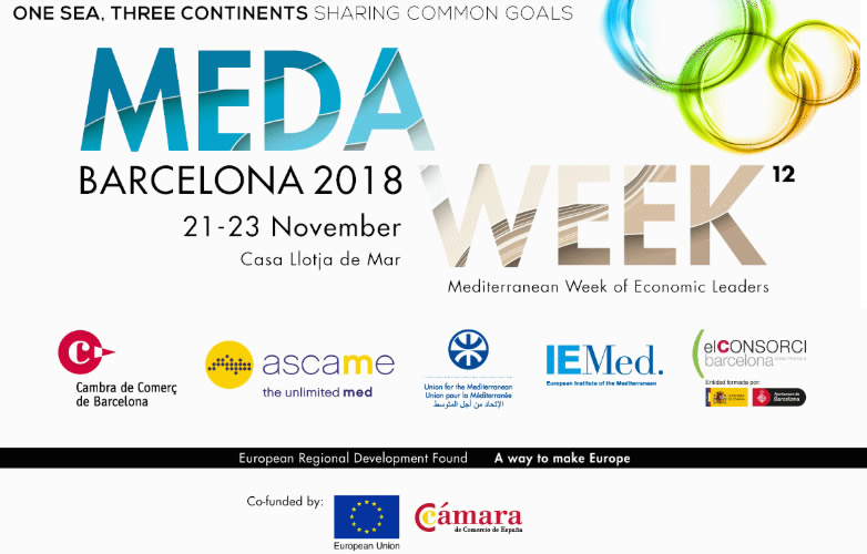 Medaweek2018 Barcellona