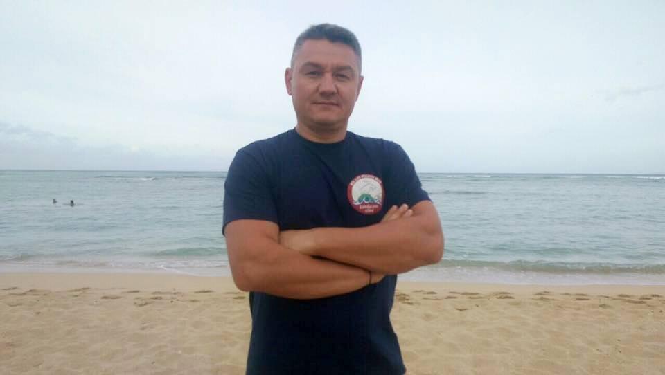 l'atleta Ion Lazarenco