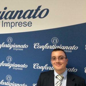 Christian Corrado, presidente territoriale dell'Aquila di Confartigianato Imprese Chieti L'Aquila