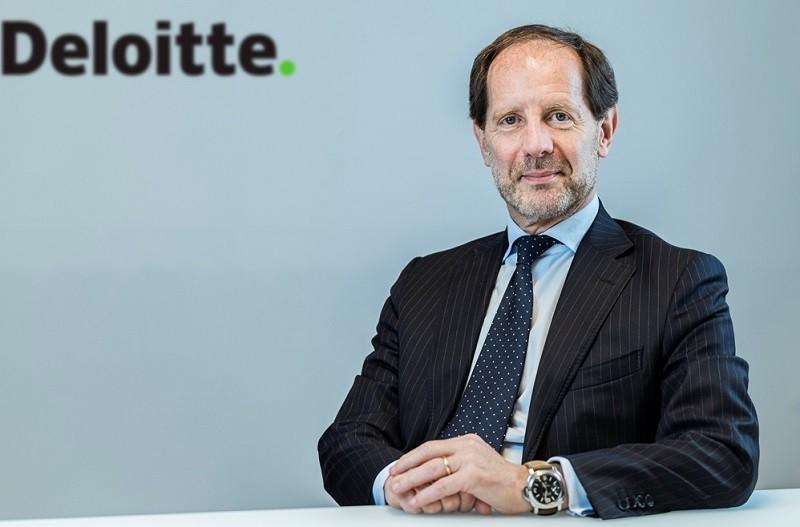 Fabio Pompei, CEO di Deloitte Italia.