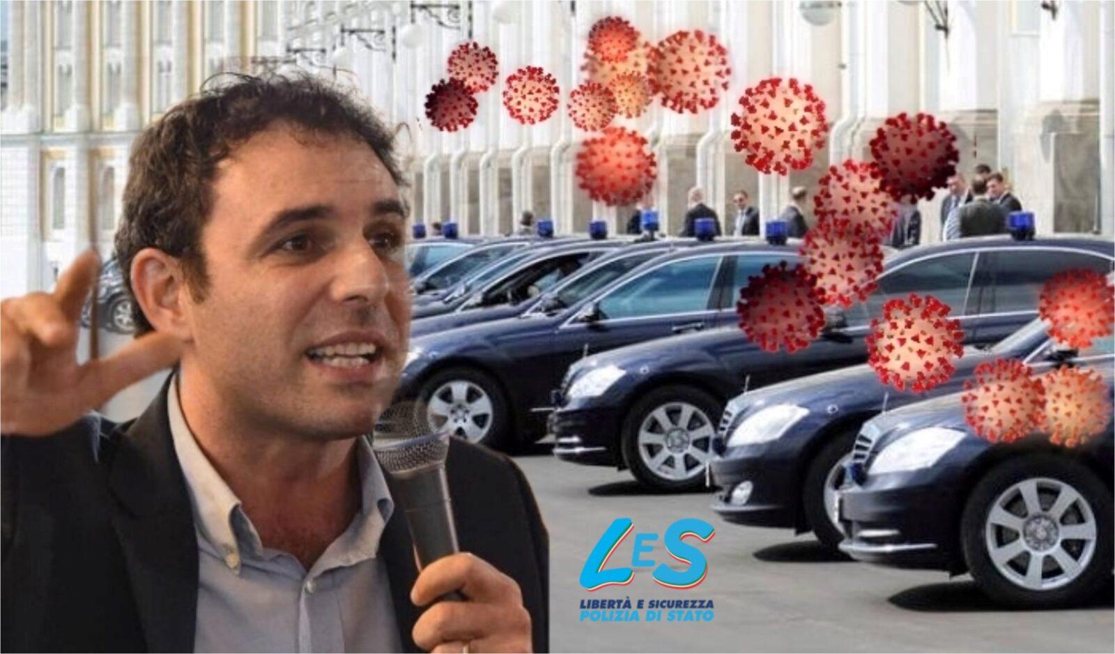 Giovanni Iacoi, Segretario Generale del Sindacato di Polizia LeS (Libertà e Sicurezza)