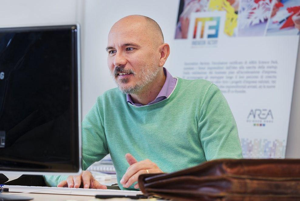 Valentino Pediroda AD Modefinance