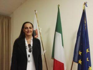 Giovanna Ferrara, Presidente di Unimpresa