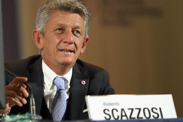 Roberto Scazzosi, presidente della Banca di Credito Cooperativo di Busto Garolfo e Buguggiate