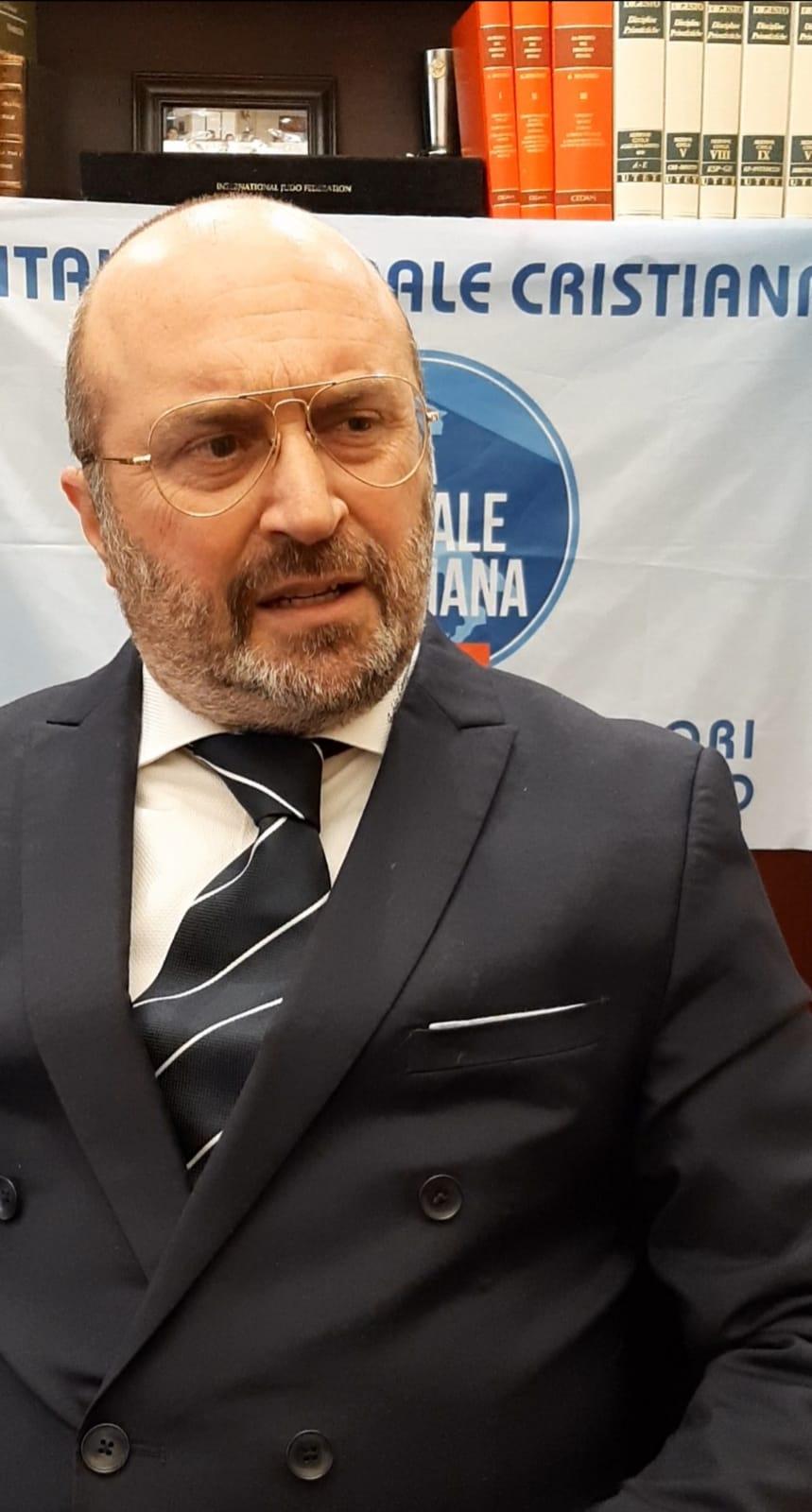 Fabio Campese, Presidente di Italia Liberale Cristiana