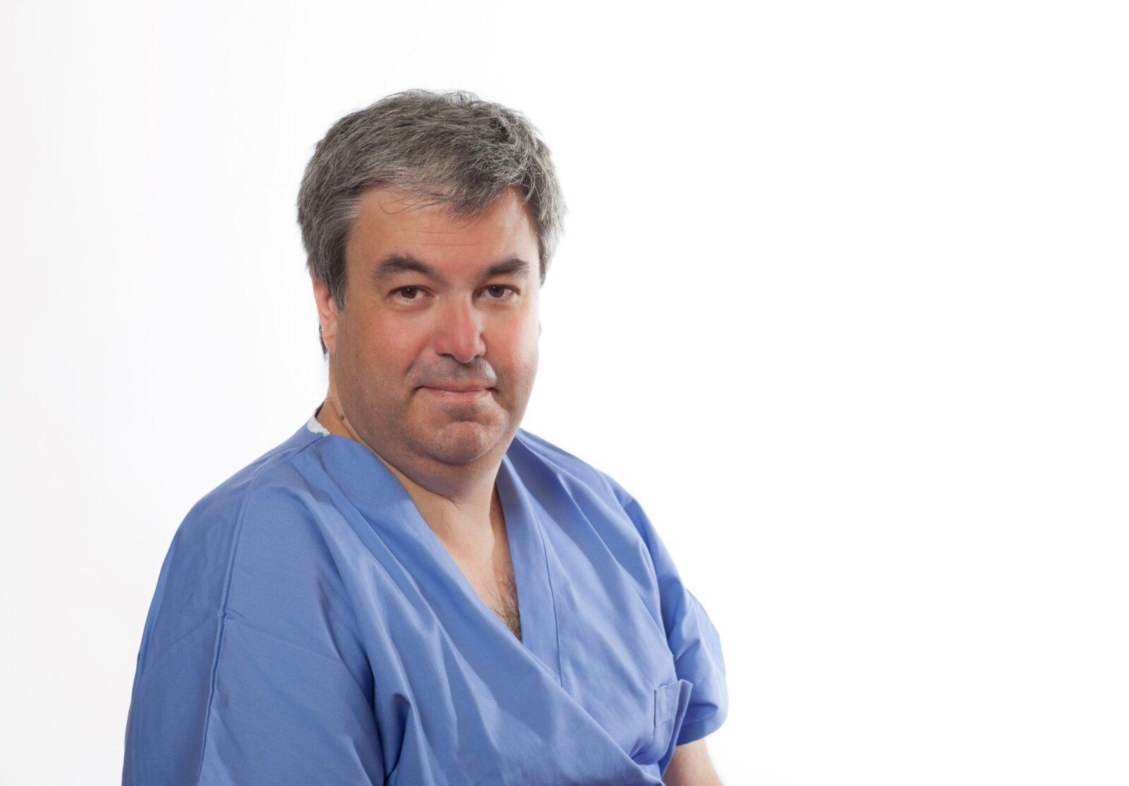 Dr Alberto Franzin, Responsabile Unita di Neurochirurgia Funzionale e Gamma Knife Fondazione Poliambulanza