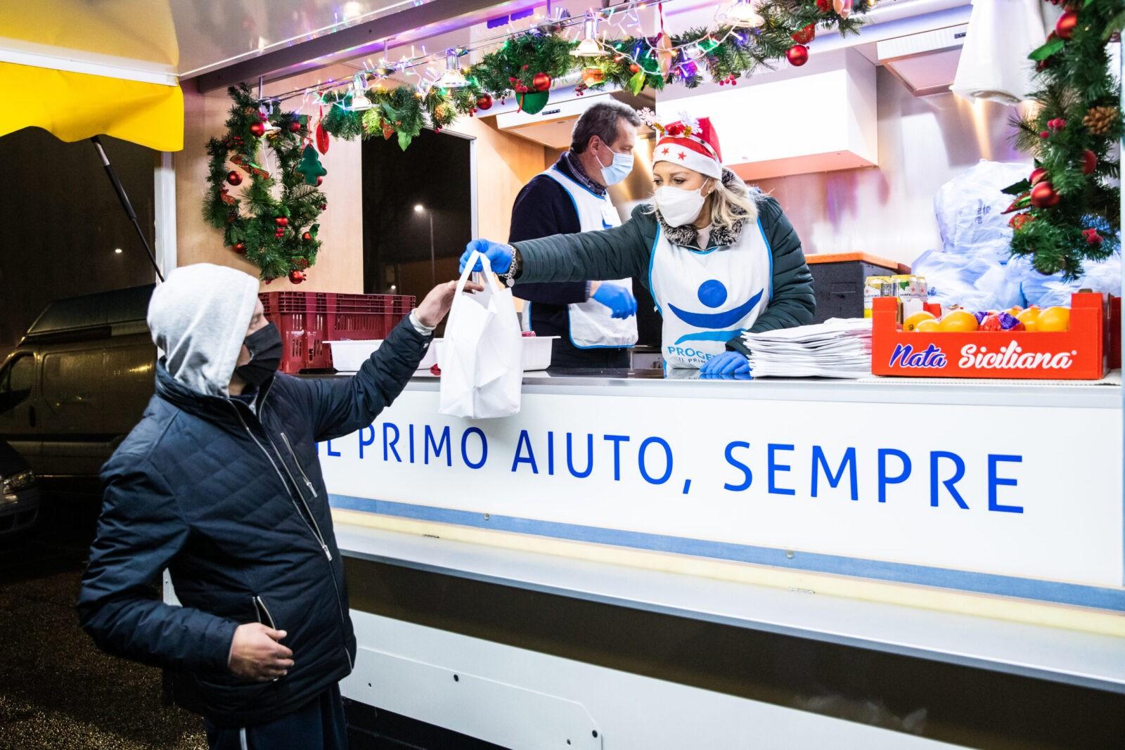 Progetto Arca Cucina Mobile Natale 20 @DanieleLazzaretto