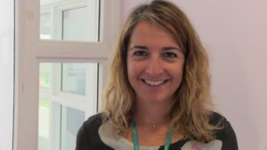 La professoressa Simona Balestrini neurologa arrivata al Meyer da Londra