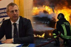 Renato Guaglianone, Segretario Generale Provinciale, del sindacato di Polizia LeS (Libertà e Sicurezza)