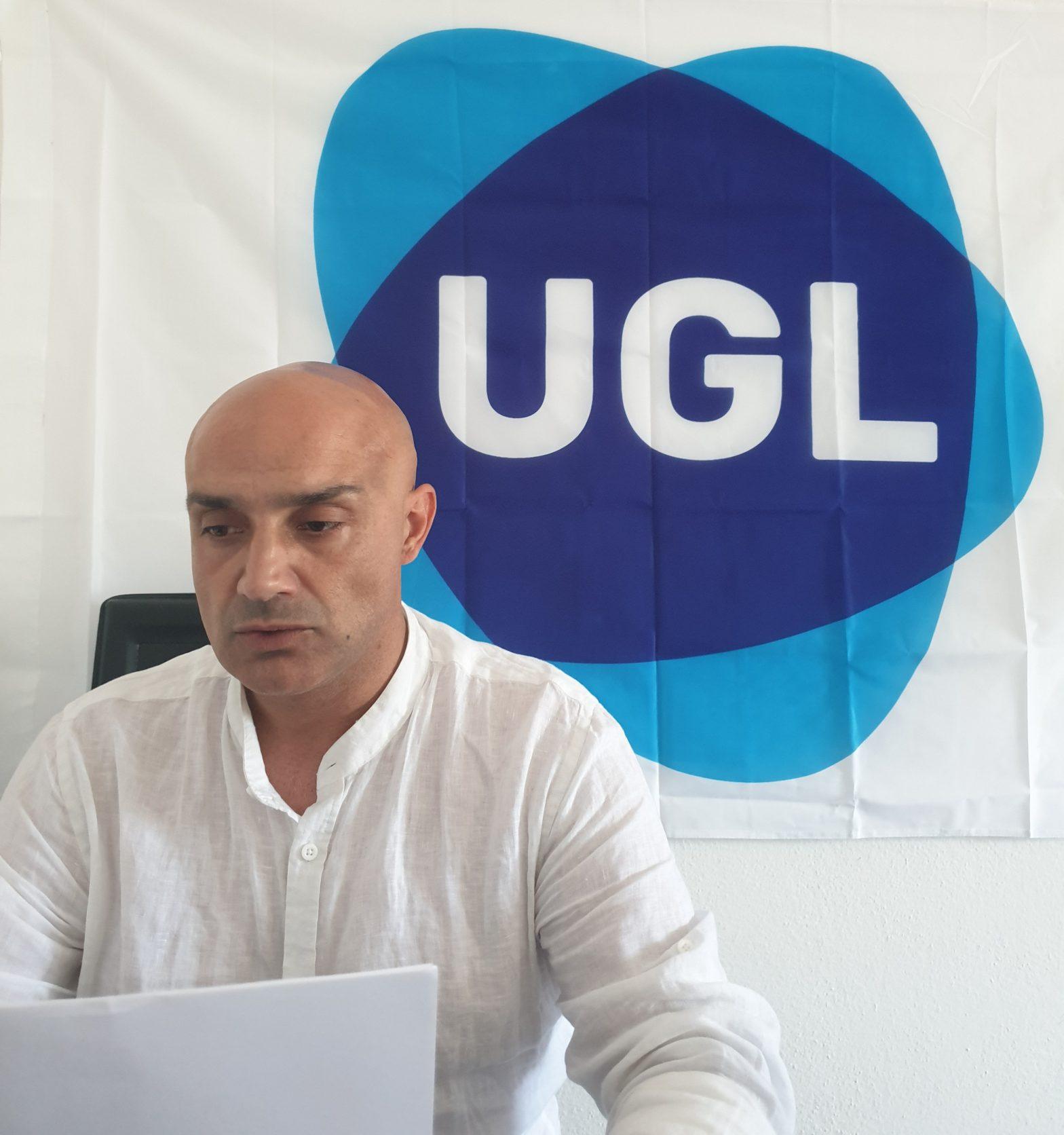 Simone Testoni UGL