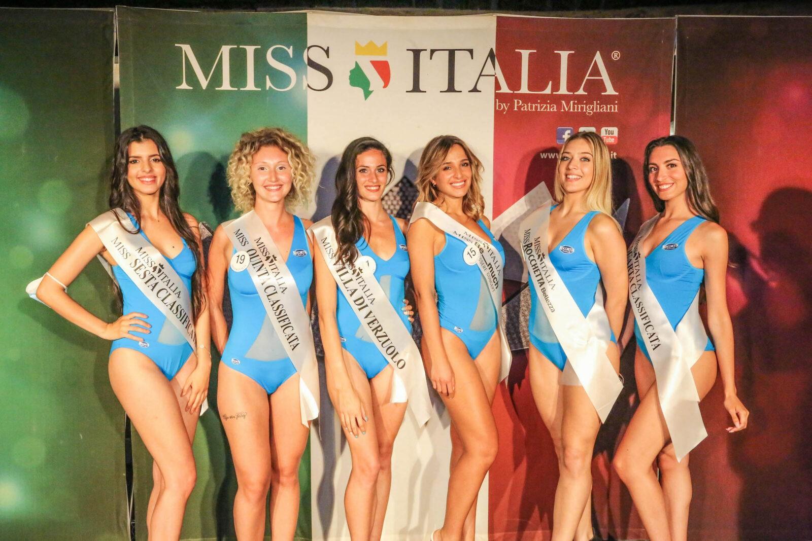Al centro Miss Villa Verzuolo