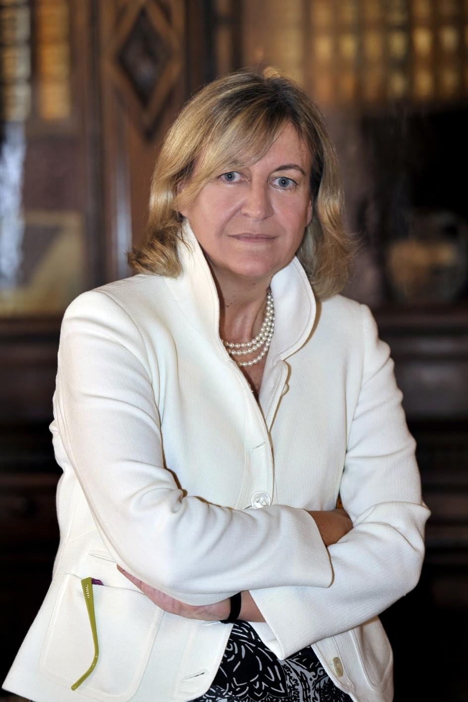 Antonella Massari Segretario Generale AIPB