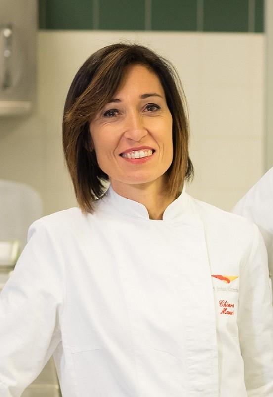 La dott.ssa Chiara Manzi