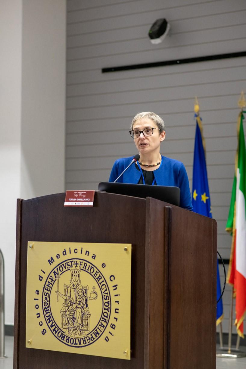 Gabriella Duca ISSNOVA