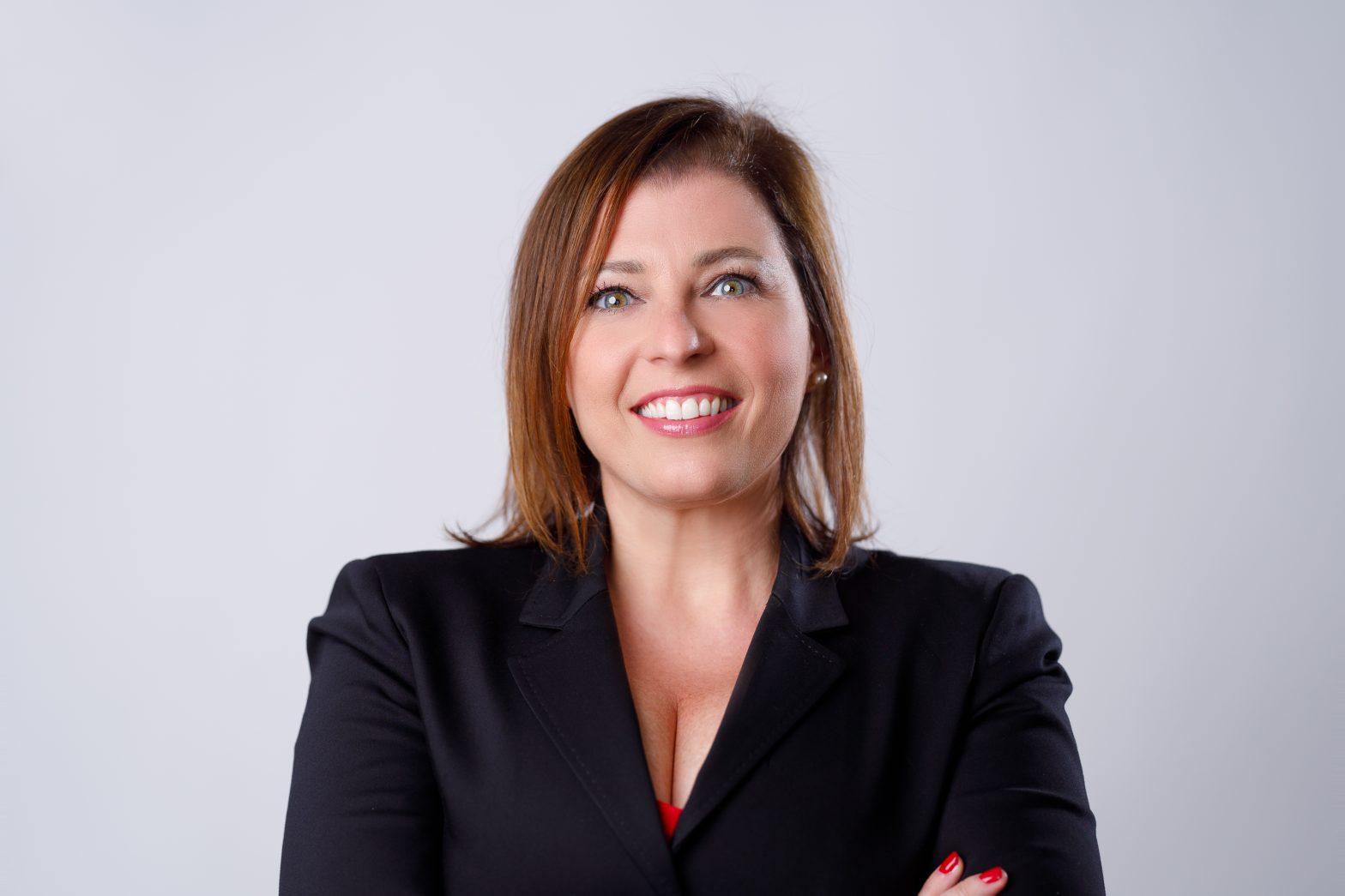 Monica Rispoli, Direttrice dello Stabilimento Coca-Cola HBC Italia di Marcianise