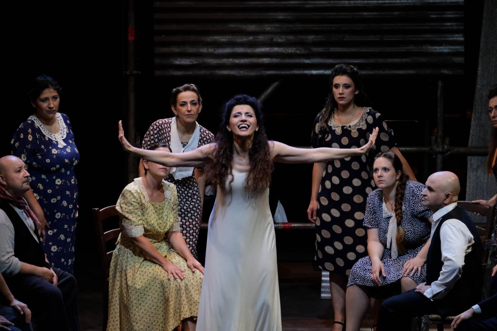 Maria Buenos Aires - opera tango - Jesi