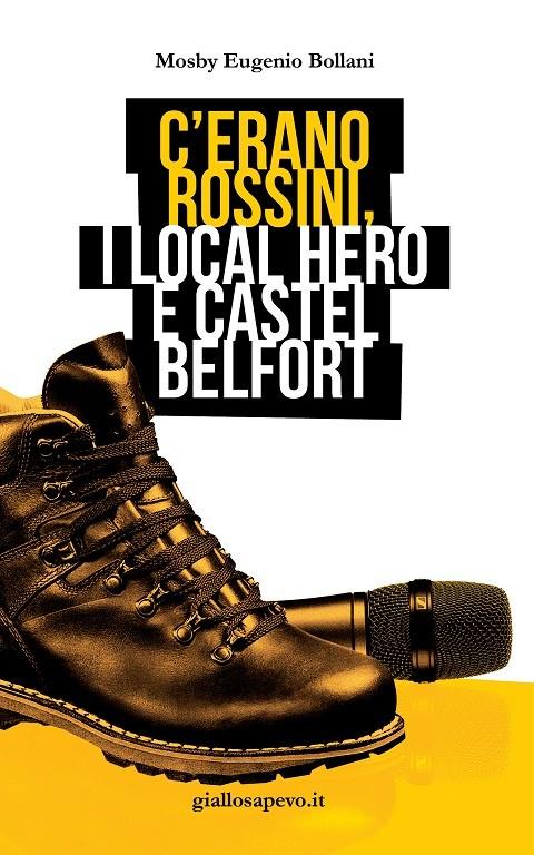 La copertina del libro di Mosby Eugenio Bollani