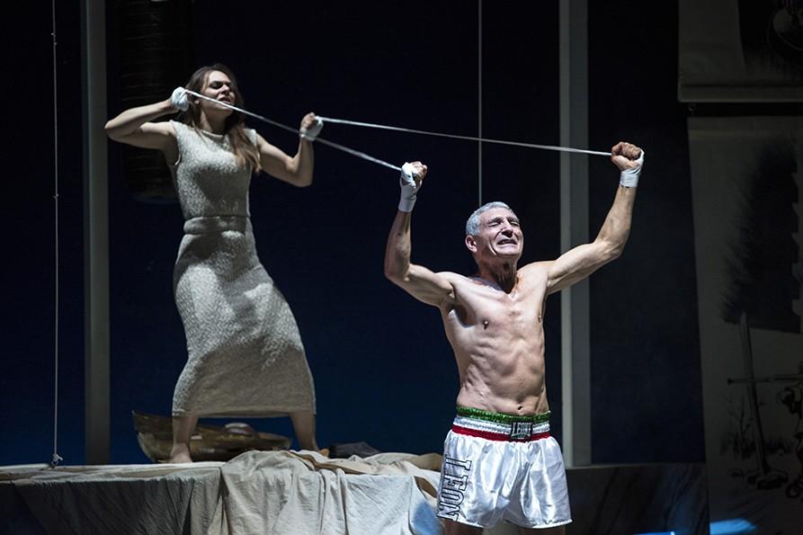 Patrizio vs Oliva (ph Salvatore Pastore)