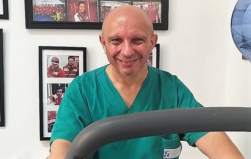 Prof. Nicola Maffulli