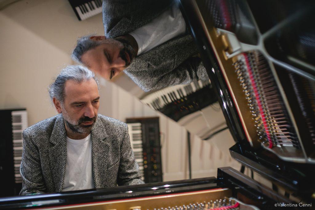 Stefano Bollani - credits VALENTINA CENNI