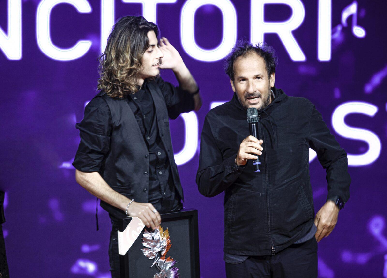 Vincitore con Leonardo De Amicis (Photo Credits Pino Polesi)