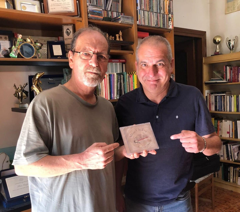 """Flavio Oreglio conquista il premio alla carriera de """"La settima nota 2021"""""""