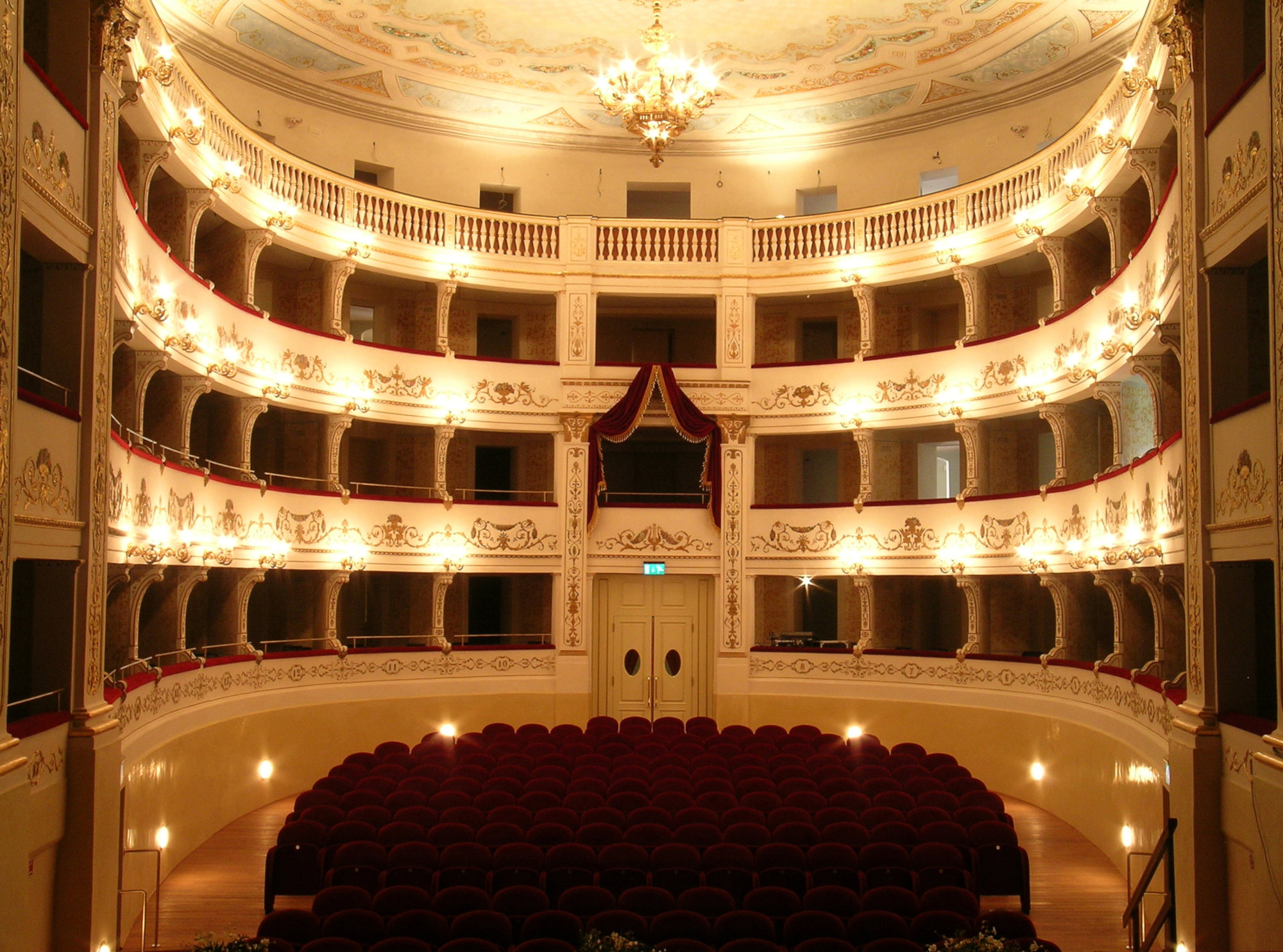Teatro Alfieri Castelnuovo Garfagnana