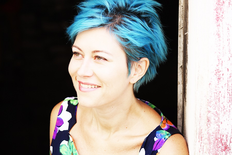 Veronica Simeoni mezzosoprano