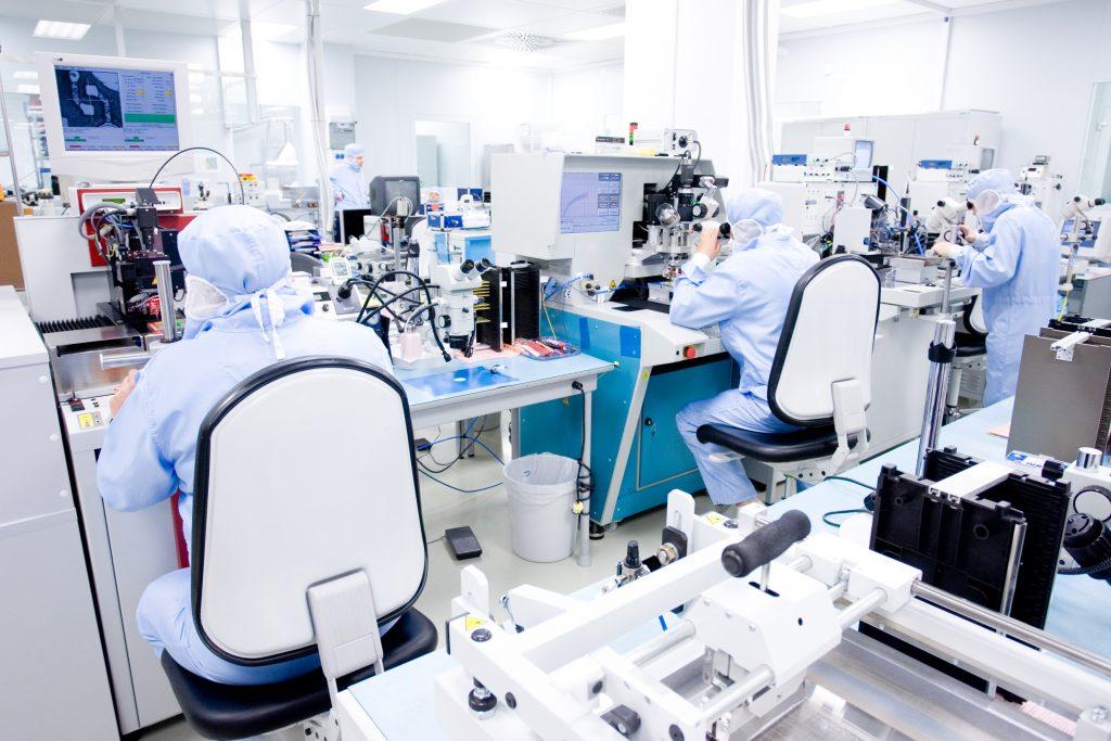 laboratorio Natural Way Laboratories